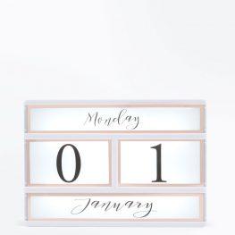 Calendar,--ú9