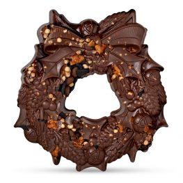 Hotel-Chocolat-Wreath,--ú20,-John-Lewis