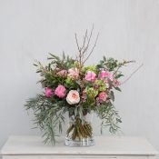 75 Wild-English-Garden-Bouquet,--ú75,-www.realflowers