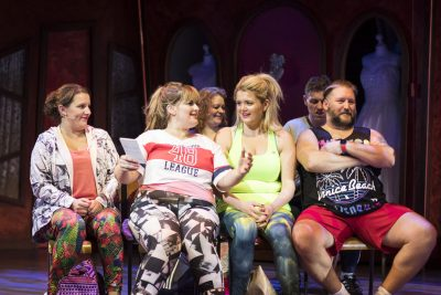 sam-bailey-jodie-prenger-laura-mansell-and-craig-armstrong-for-kay-mellors-fat-friends-the-musical-photo-by-helen-maybanks