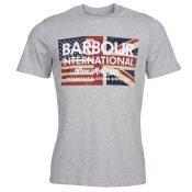 IMAGE-1---Barbour-Steve-McQueen-Vintage-T-Shirt,-£34.95,-www.barbourinternational