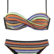 IMAGE-5---Rainbow-Stripe-Bandeau-Bikini,-£54-