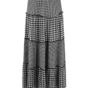 IMAGE-6---Checked-Tiered-Skirt-