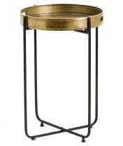 IMAGE-6---Tall-Antique-Gold-Tray-Table,-www.blossomandbuttercup.co