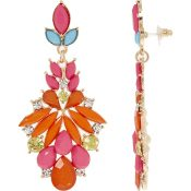 IMAGE-4---Embellished-Drop-Earrings,-TK-Maxx