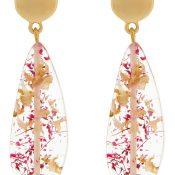 IMAGE-5---Flower-Drop-Earrings,--Accessorize