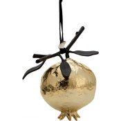 IMAGE-9---Gold-Pomegranate-Ornamentjpg