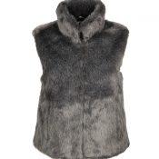 IMAGE 3 - Grey Fur Gilet jpg