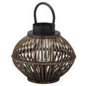 IMAGE-10---Brown-Bamboo-Lantern,--Around-the-House-Furniture-