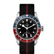 IMAGE-4---TUDOR-Black-Bay-Rabroc-Strap-Watch,-£2,800